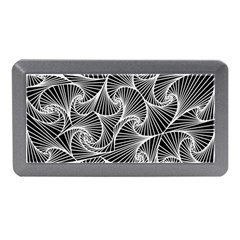 Fractal Sketch Dark Memory Card Reader (mini)