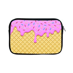 Strawberry Ice Cream Apple Ipad Mini Zipper Cases by jumpercat