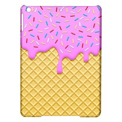 Strawberry Ice Cream Ipad Air Hardshell Cases by jumpercat