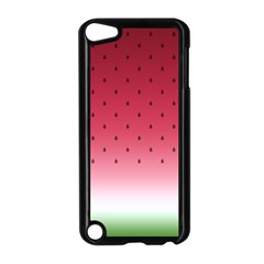 Watermelon Apple Ipod Touch 5 Case (black)