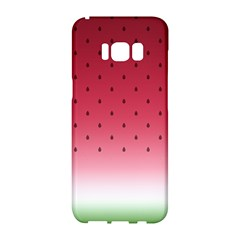 Watermelon Samsung Galaxy S8 Hardshell Case