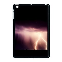Storm Weather Lightning Bolt Apple Ipad Mini Case (black)