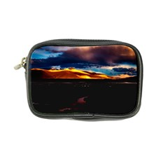 India Sunset Sky Clouds Mountains Coin Purse by BangZart