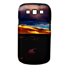 India Sunset Sky Clouds Mountains Samsung Galaxy S Iii Classic Hardshell Case (pc+silicone) by BangZart