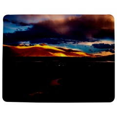 India Sunset Sky Clouds Mountains Jigsaw Puzzle Photo Stand (rectangular) by BangZart