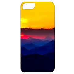 Austria Landscape Sky Clouds Apple Iphone 5 Classic Hardshell Case by BangZart