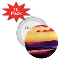 Great Smoky Mountains National Park 1.75  Buttons (10 pack)