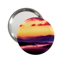 Great Smoky Mountains National Park 2.25  Handbag Mirrors