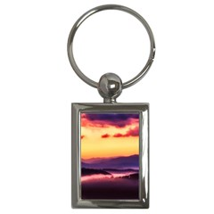 Great Smoky Mountains National Park Key Chains (Rectangle)