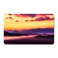 Great Smoky Mountains National Park Magnet (Rectangular)
