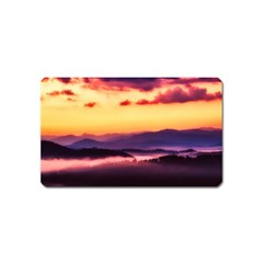 Great Smoky Mountains National Park Magnet (Name Card)