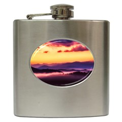 Great Smoky Mountains National Park Hip Flask (6 oz)