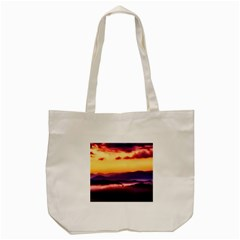 Great Smoky Mountains National Park Tote Bag (Cream)