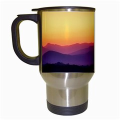 Great Smoky Mountains National Park Travel Mugs (White)