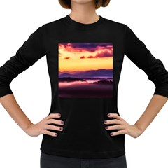 Great Smoky Mountains National Park Women s Long Sleeve Dark T Shirts