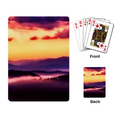 Great Smoky Mountains National Park Playing Card