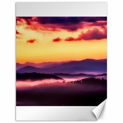 Great Smoky Mountains National Park Canvas 12  x 16