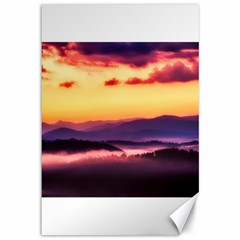 Great Smoky Mountains National Park Canvas 12  x 18