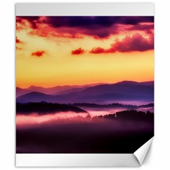 Great Smoky Mountains National Park Canvas 20  x 24