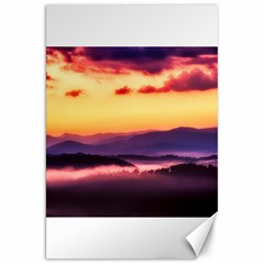 Great Smoky Mountains National Park Canvas 20  x 30