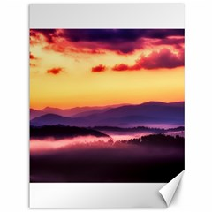 Great Smoky Mountains National Park Canvas 36  x 48