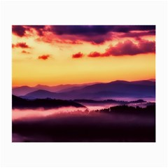 Great Smoky Mountains National Park Small Glasses Cloth (2-Side)