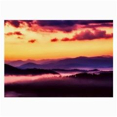 Great Smoky Mountains National Park Large Glasses Cloth (2-Side)