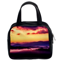 Great Smoky Mountains National Park Classic Handbags (2 Sides)