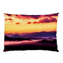 Great Smoky Mountains National Park Pillow Case