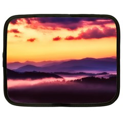 Great Smoky Mountains National Park Netbook Case (XL)