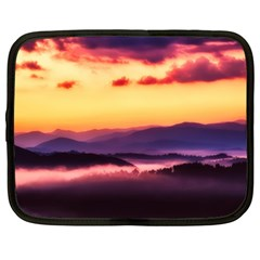 Great Smoky Mountains National Park Netbook Case (XXL)
