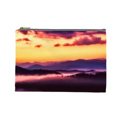 Great Smoky Mountains National Park Cosmetic Bag (Large)
