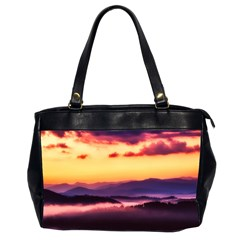 Great Smoky Mountains National Park Office Handbags (2 Sides)