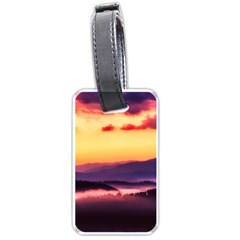 Great Smoky Mountains National Park Luggage Tags (One Side)
