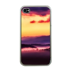 Great Smoky Mountains National Park Apple iPhone 4 Case (Clear)