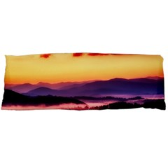 Great Smoky Mountains National Park Body Pillow Case (Dakimakura)