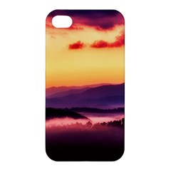 Great Smoky Mountains National Park Apple iPhone 4/4S Premium Hardshell Case