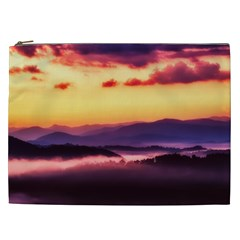 Great Smoky Mountains National Park Cosmetic Bag (XXL)