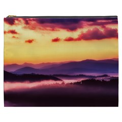 Great Smoky Mountains National Park Cosmetic Bag (XXXL)