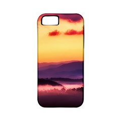 Great Smoky Mountains National Park Apple iPhone 5 Classic Hardshell Case (PC+Silicone)