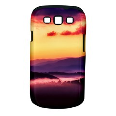 Great Smoky Mountains National Park Samsung Galaxy S III Classic Hardshell Case (PC+Silicone)