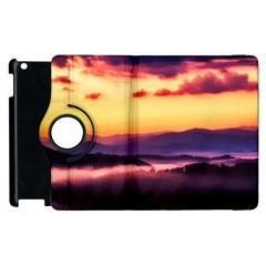 Great Smoky Mountains National Park Apple iPad 3/4 Flip 360 Case