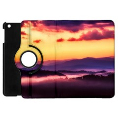 Great Smoky Mountains National Park Apple iPad Mini Flip 360 Case