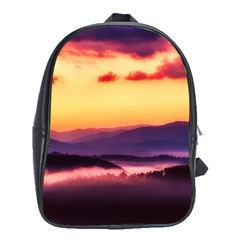 Great Smoky Mountains National Park School Bag (XL)