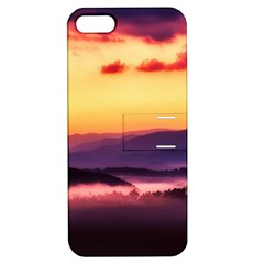 Great Smoky Mountains National Park Apple iPhone 5 Hardshell Case with Stand