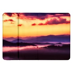 Great Smoky Mountains National Park Samsung Galaxy Tab 8.9  P7300 Flip Case