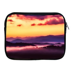 Great Smoky Mountains National Park Apple iPad 2/3/4 Zipper Cases