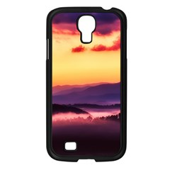 Great Smoky Mountains National Park Samsung Galaxy S4 I9500/ I9505 Case (Black)