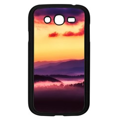 Great Smoky Mountains National Park Samsung Galaxy Grand DUOS I9082 Case (Black)