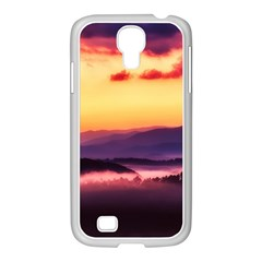 Great Smoky Mountains National Park Samsung GALAXY S4 I9500/ I9505 Case (White)